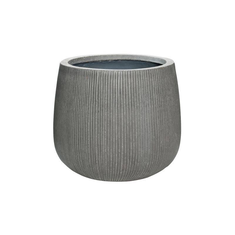 Pottery Pots Pax Ridged