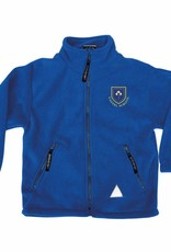 Castel Primary School Embroidered Fleece Jacket