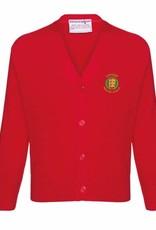 Vauvert Primary Sweatshirt Cardigan