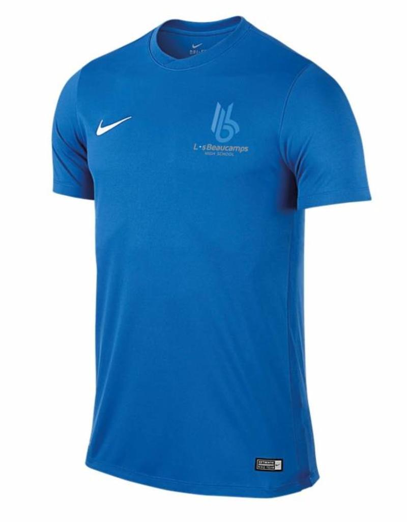 Les Beaucamps School, PE Shirt  Short Sleeve