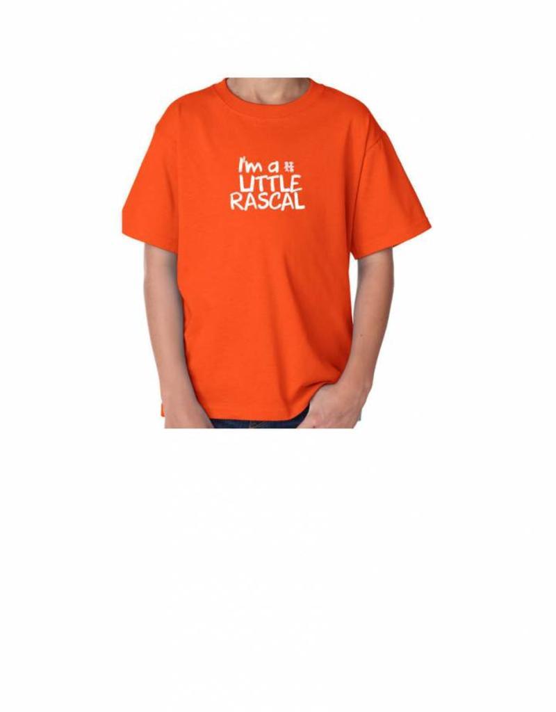 Little Rascals Orange T Shirt