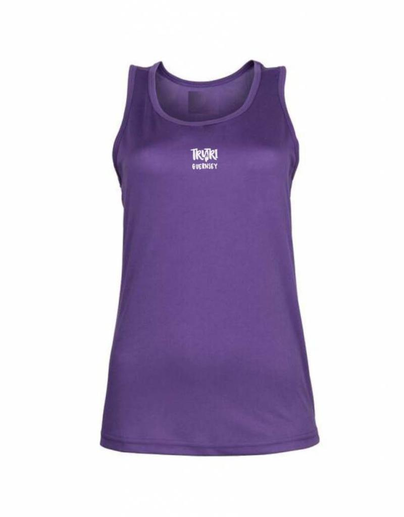 Ladies Performance Running Vest with Neoteric Fabric