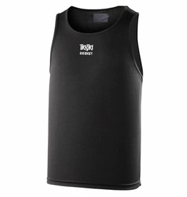 Mens Performance Running Vest with Neoteric Fabric