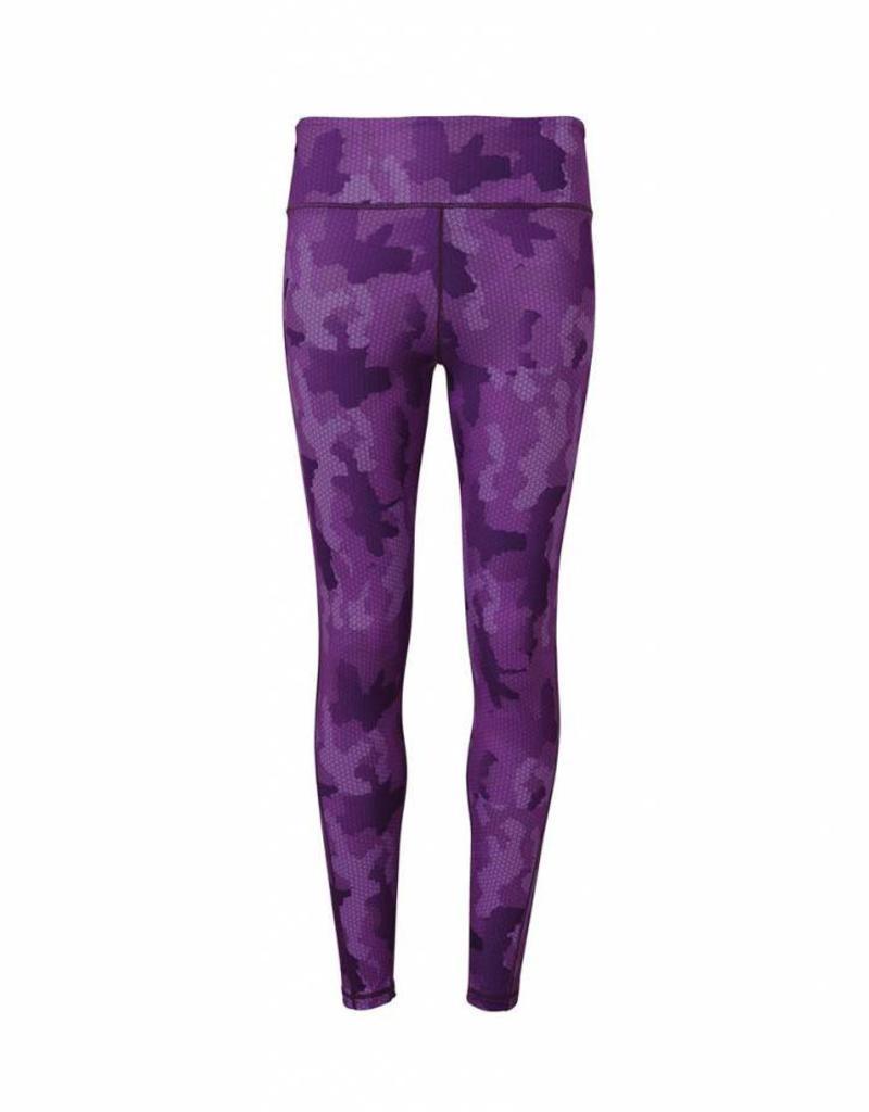 Ladies performance Hexoflage running leggings