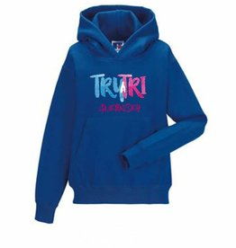 Try-A-Tri Guernsey Kids Supersoft Hoodie