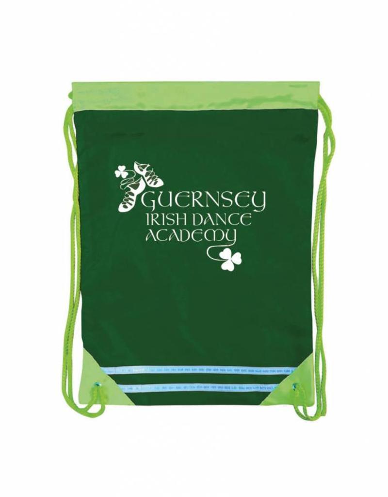 Guernsey Irish Dance Academy Gym sack