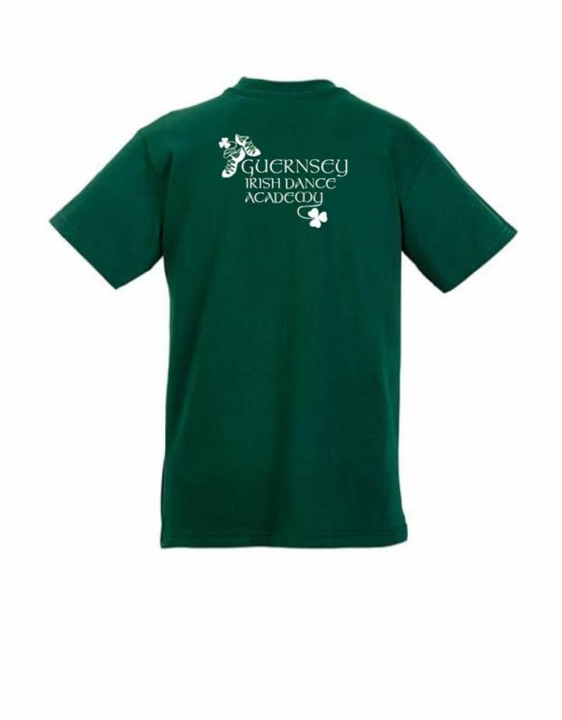 Guernsey Irish Dance Academy Senior Lady Fit T Shirt