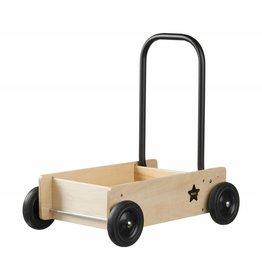 Kid's Concept Kid's Concept wandelwagen hout Neo natural