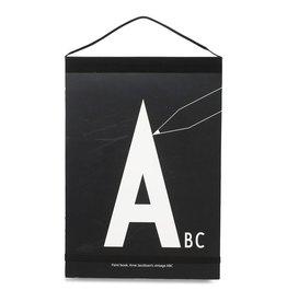 Design Letters Design Letters kleurboek ABC