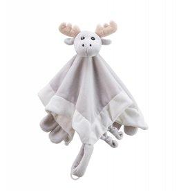 Kid's Concept Kid's Concept knuffeldoekje Edvin eland