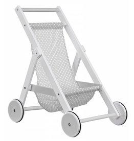 Kid's Concept Kid's Concept wandelwagen grijs