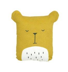Fabelab Fabelab kussen lazy bear
