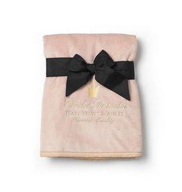 Elodie Details Elodie Details pearl velvet deken powder pink