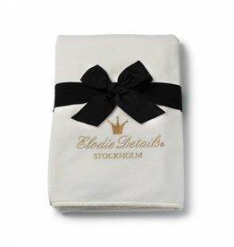 Elodie Details Elodie Details pearl velvet deken vanilla white