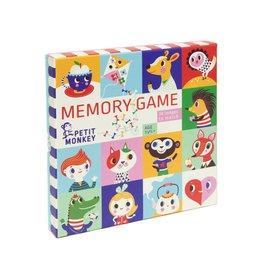 Petit Monkey Petit Monkey memory game 72 pcs 3+