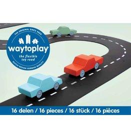 Waytoplay Waytoplay autobaan expressway 16-delig
