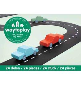 Waytoplay Waytoplay autobaan highway 24-delig