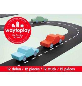 Waytoplay Waytoplay autobaan ringroad 12-delig