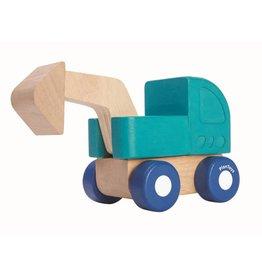 Plan Toys Plan Toys mini graafmachine