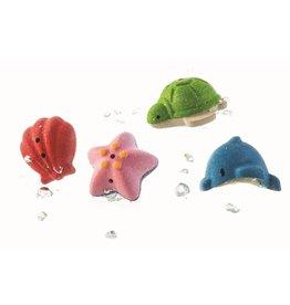 Plan Toys Plan Toys onderwaterwereld bad set 6M+