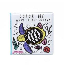 Wee Gallery Wee Gallery badboekje color me ocean