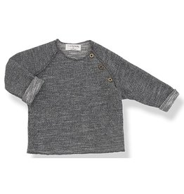 1 + in the family 1+ in the family sweatshirt blu notte