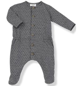 1 + in the family 1+ in the family jumpsuit blu notte