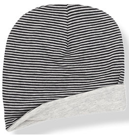 1 + in the family 1+ in the family reversible beanie blu notte