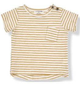 1 + in the family 1+ in the family t-shirt mustard
