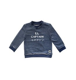 Sproet & Sprout Sproet & Sprout sweater el captain
