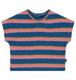Imps&Elfs Imps&Elfs t-shirt stripes pink