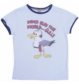 Emile et Ida Emile et Ida T-shirt ciel duck