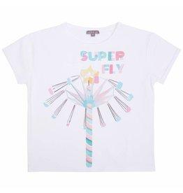 Emile et Ida Emile et Ida T-shirt craie superfly