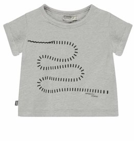 Imps&Elfs Imps&Elfs T-shirt domino grey