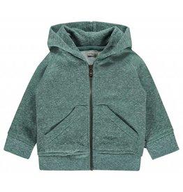 Imps&Elfs Imps&Elfs sweat hoody melé green
