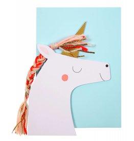 Meri Meri Meri Meri unicorn card