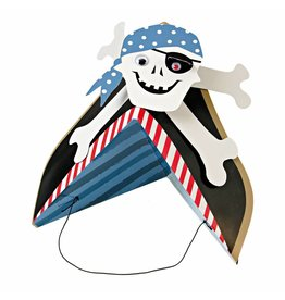Meri Meri Meri Meri ahoy there pirate party hats