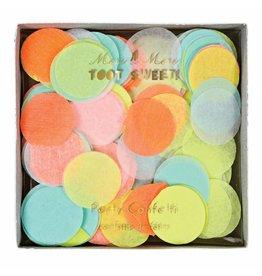 Meri Meri Meri Meri neon party confetti