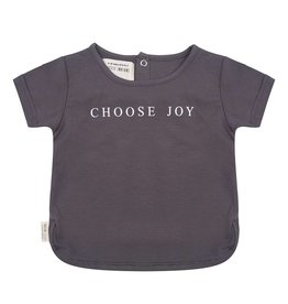 Little Indians Little Indians T-shirt choose joy pavement