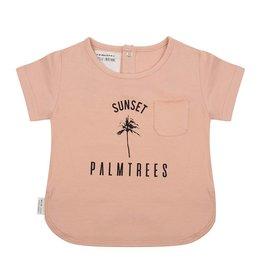 Little Indians Little Indians t-shirt sunset dusty coral