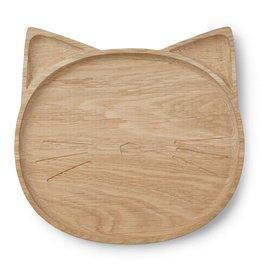 Liewood Liewood houten bord cat