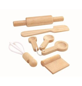 Plan Toys Plan Toys bakvoorwerpen set