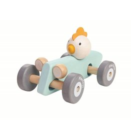 Plan Toys Plan Toys chicken racing car