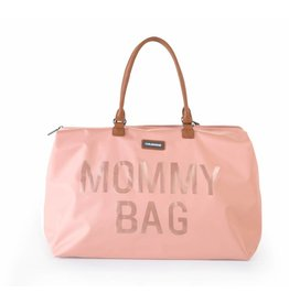 Childhome Childhome mommy bag groot roze