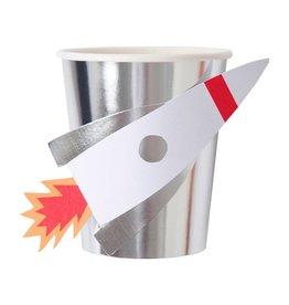 Meri Meri Meri Meri rocket party cups