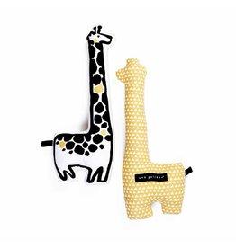 Wee Gallery Wee Gallery nursery friend giraffe