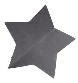 Misioo Misioo speelmat ster 160x160x5 grey