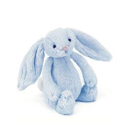 Jellycat Jellycat Bashful bunny knuffel/rammelaar blue