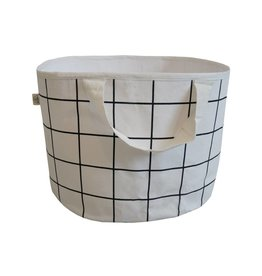 Wildfire Wildfire storage bag  grid + white