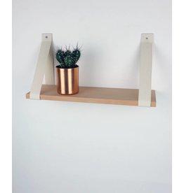&me &me simple shelf + white ribbon